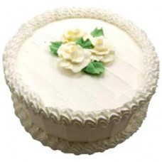 4.4 Pounds Vanilla Round Cake by Coopers