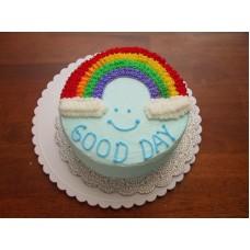 2kg Vanilla Flavored Good Day Cake - Coopers Bangladesh