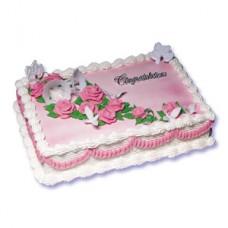 Square Shape Cake- Sonargaon