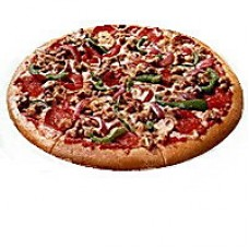 BBQ Chicken Pizza- Pizza Hut(Family sizes)