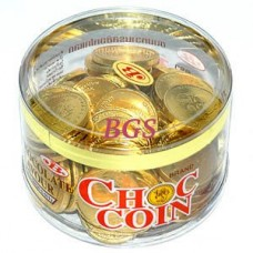 Coin Chocolate Box