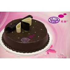American Chocolate cake 1kg-King's Confectionery Bangladesh