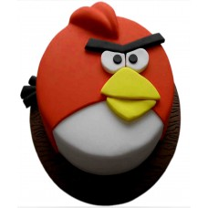 Angry Bird Cake 2 kg-CFC Cake & Pastry Shop Bangladesh