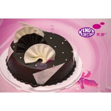Black Beauty Cake 1kg King's Confectionery Bangladesh