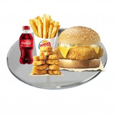 Burger King Food Combo 2