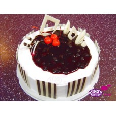 Cream Cheese Blueberry(1 Kg)-King's Confectionery Bangladesh