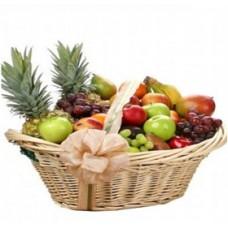 Send Gift To Bangladesh A Large Fruit Basket With Seasonal Fruit