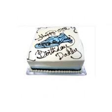 2 Kg Vanilla Flavor Birthday Special Cake CFC Bangladesh
