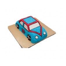 2 kg Vanilla Model Car Shape Cake From CFC Bangladesh