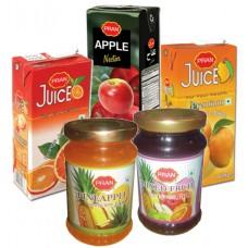Pran Fruit Juice, Jelly and Jam