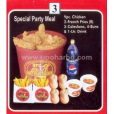BFC Special Party meal