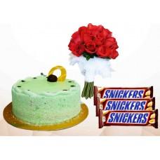 Cake Chocolate Love Combo
