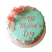 Mother's Day Special Vanilla Cake ( 2 Kg )