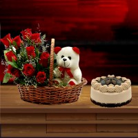 Special Occasion Teddy Bear Gift