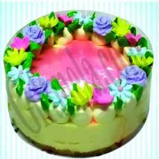 Vanilla Cake (500 gram)