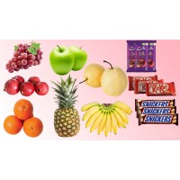 Mother's Day Special Fruits & Chocolates Combo