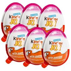 Kinder Joy for Kid's 8 pcs