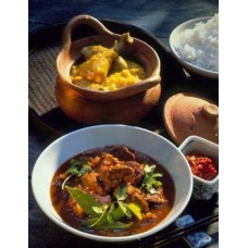 Bengali Dish from Hotel Al Razzak