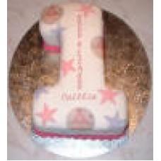 2 KG Special Design Cake - Coopers