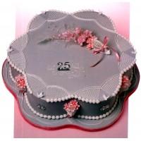 Flower Shape Cake from Shumi's Hot Cake (2Kg)