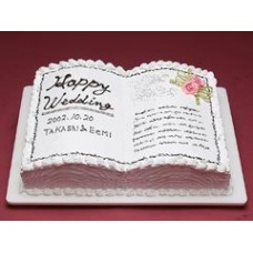 2KG Special Book Cake - Coopers