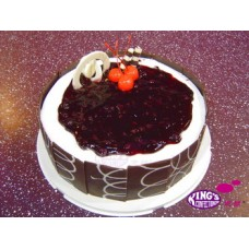 Blue Berry Cake (1KG)- King's Confectionery Bangladesh