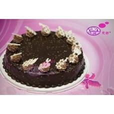 Chocolate Fudge Cake(1Kg)-King's Confectionery Bangladesh