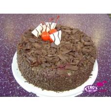 Chocolate Lady Cake (1KG) - King's Confectionery Bangladesh