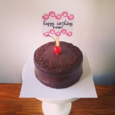 Lovely Chocolate Cake(2Kg)