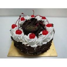 Yummy Yummy Premium Black Forest Cake(1KG)